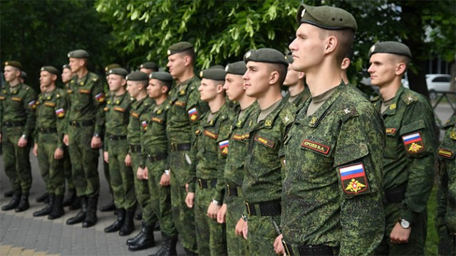 Получить военный билет без гражданства рф