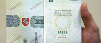 Как получить двойное гражданство Россия - Литва